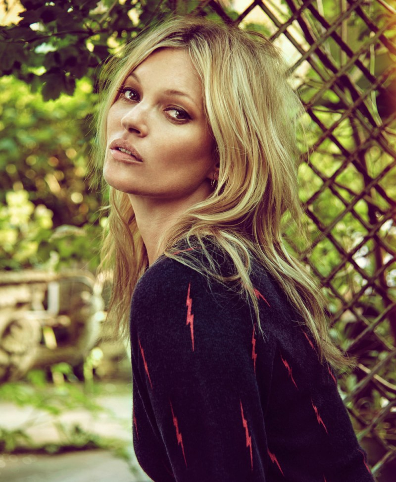 Kate Moss by Chris Colls (1)