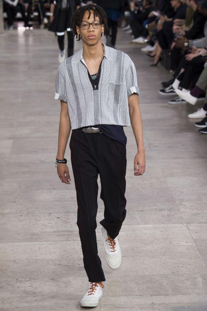 Lanvin Menswear SS 2017 Paris (12)