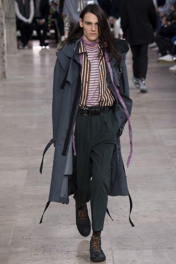 Lanvin Menswear SS 2017 Paris (16)