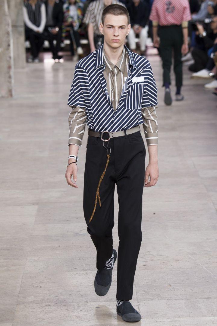 Lanvin Menswear SS 2017 Paris (17)