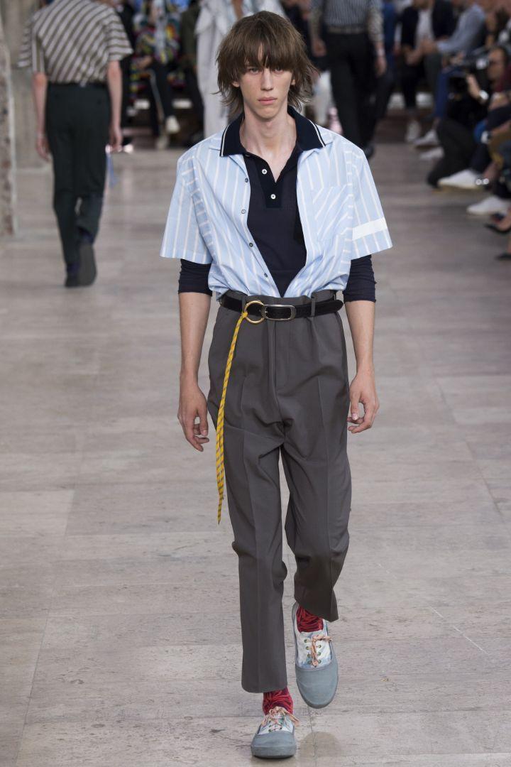 Lanvin Menswear SS 2017 Paris (21)