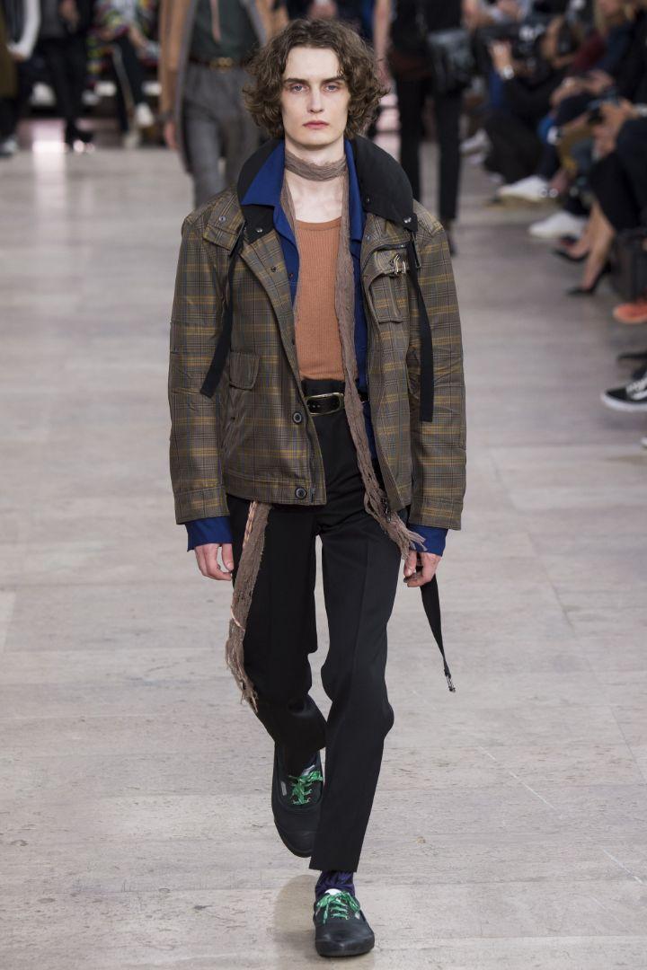 Lanvin Menswear SS 2017 Paris (30)