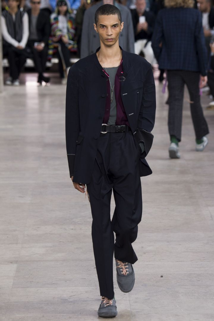 Lanvin Menswear SS 2017 Paris (36)