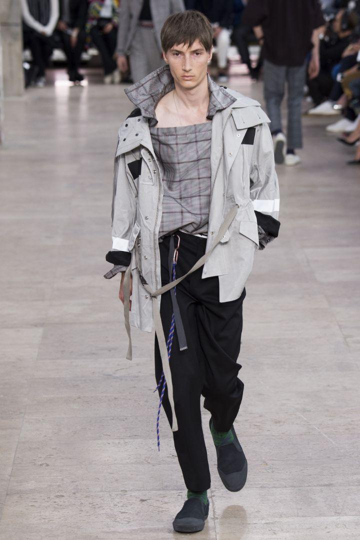 Lanvin Menswear SS 2017 Paris (6)