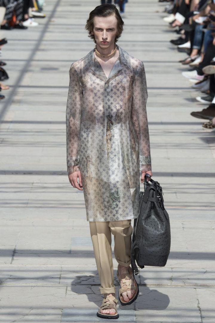 Louis Vuitton Menswear SS 2017 Paris (15)