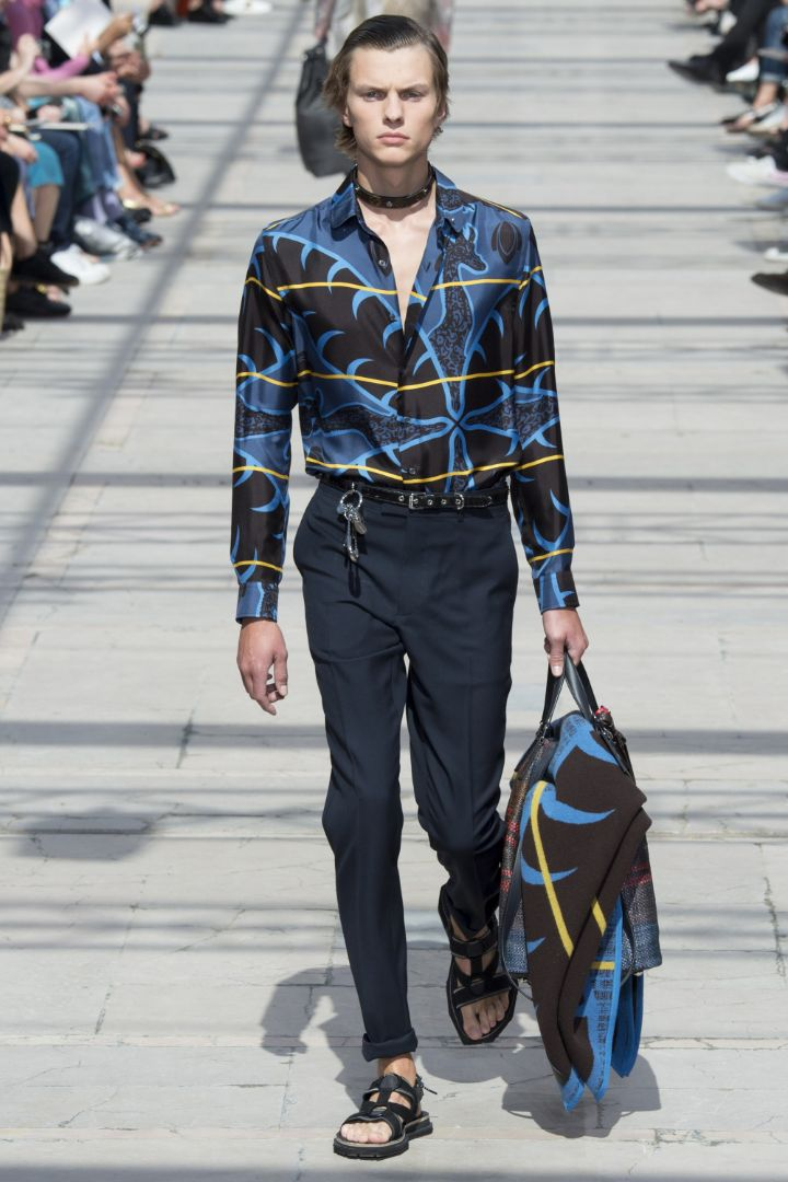 Louis Vuitton Menswear SS 2017 Paris (18)