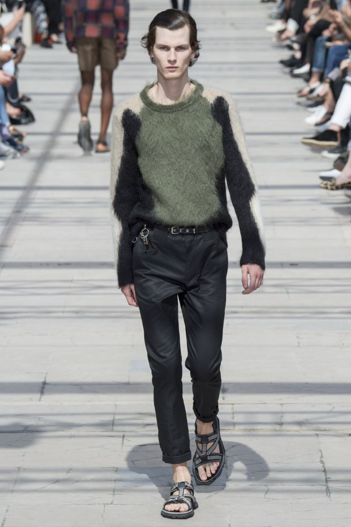 Louis Vuitton Menswear SS 2017 Paris (33)