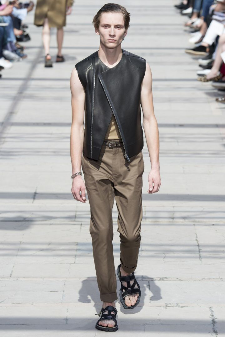Louis Vuitton Menswear SS 2017 Paris (34)