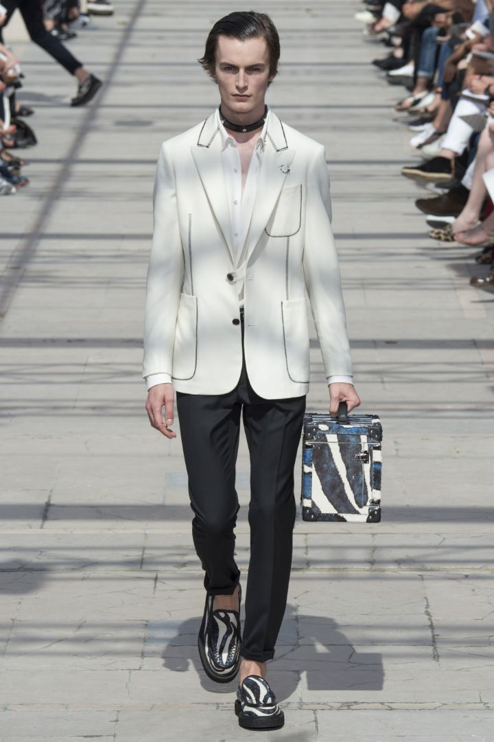 Louis Vuitton Menswear SS 2017 Paris (39)