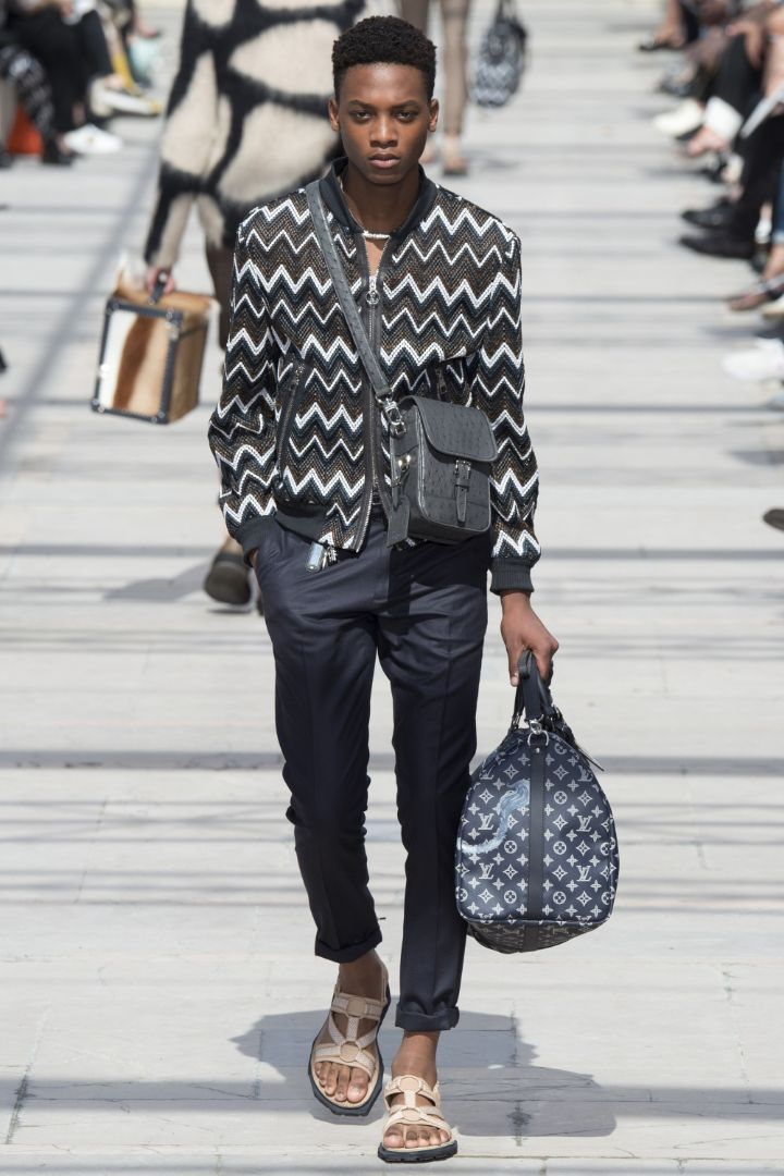 Louis Vuitton Menswear SS 2017 Paris (7)