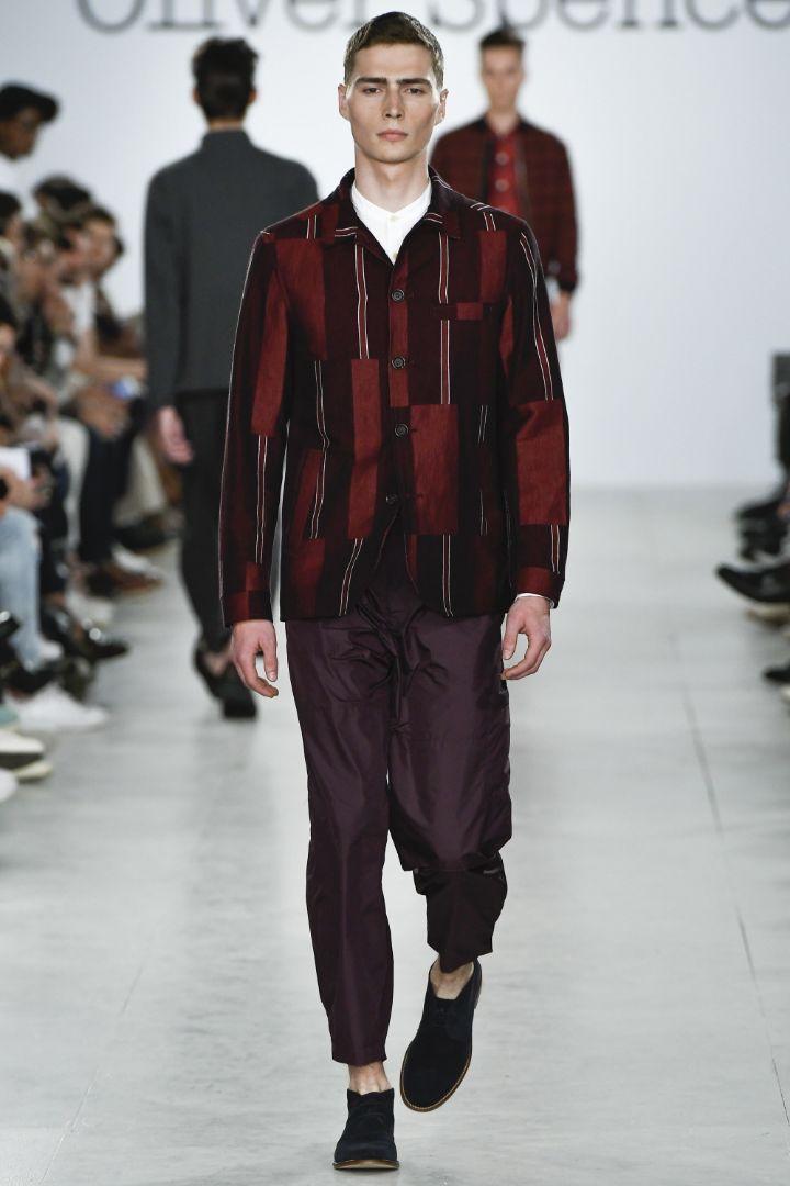 Oliver Spencer Menswear SS 2017 London (11)