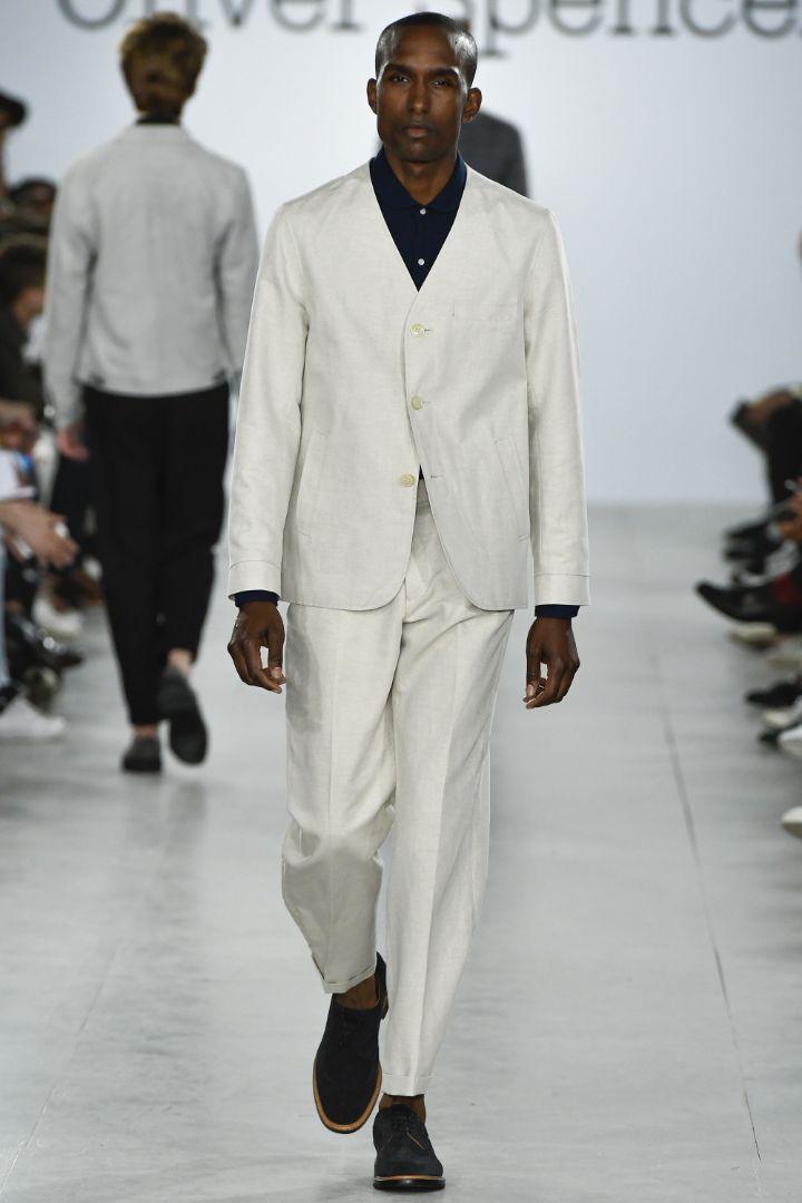 Oliver Spencer Menswear SS 2017 London (19)