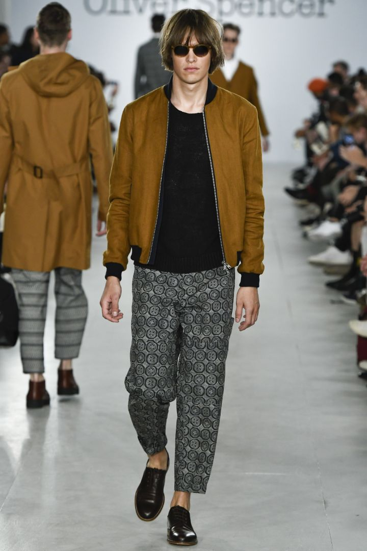 Oliver Spencer Menswear SS 2017 London (28)