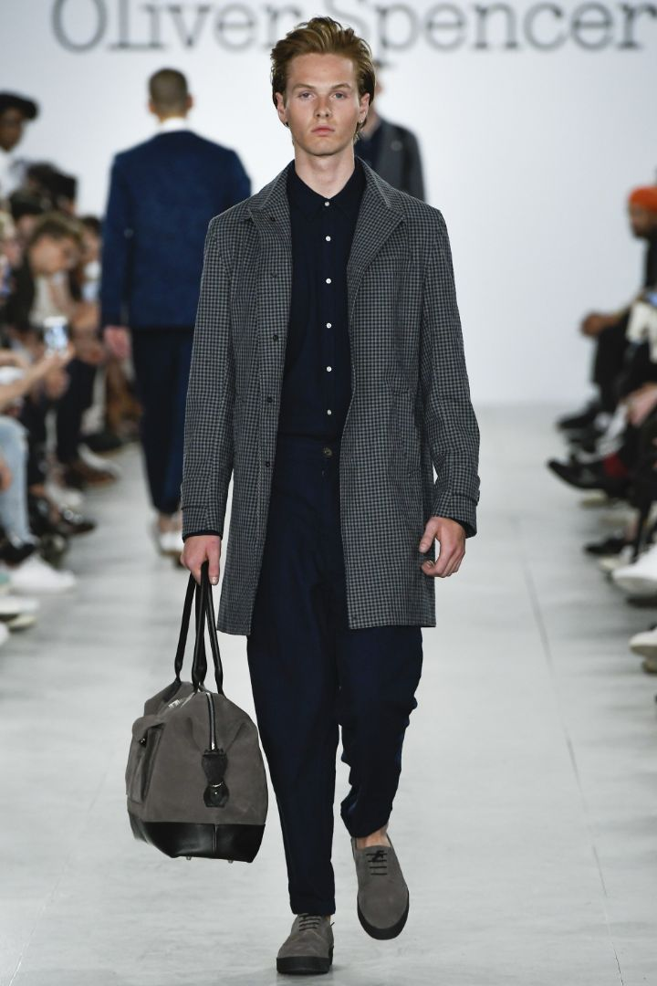 Oliver Spencer Menswear SS 2017 London (3)