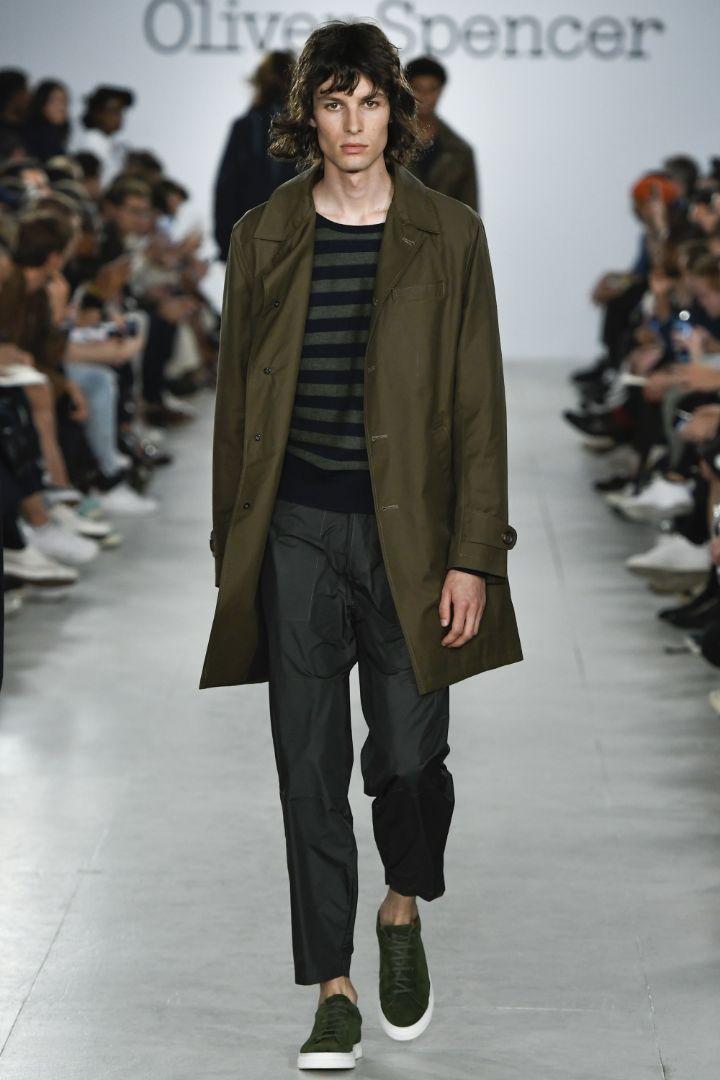 Oliver Spencer Menswear SS 2017 London (7)