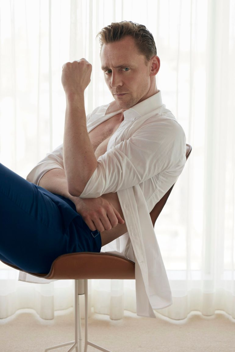 Tom Hiddleston by Mona Kuhn (3)
