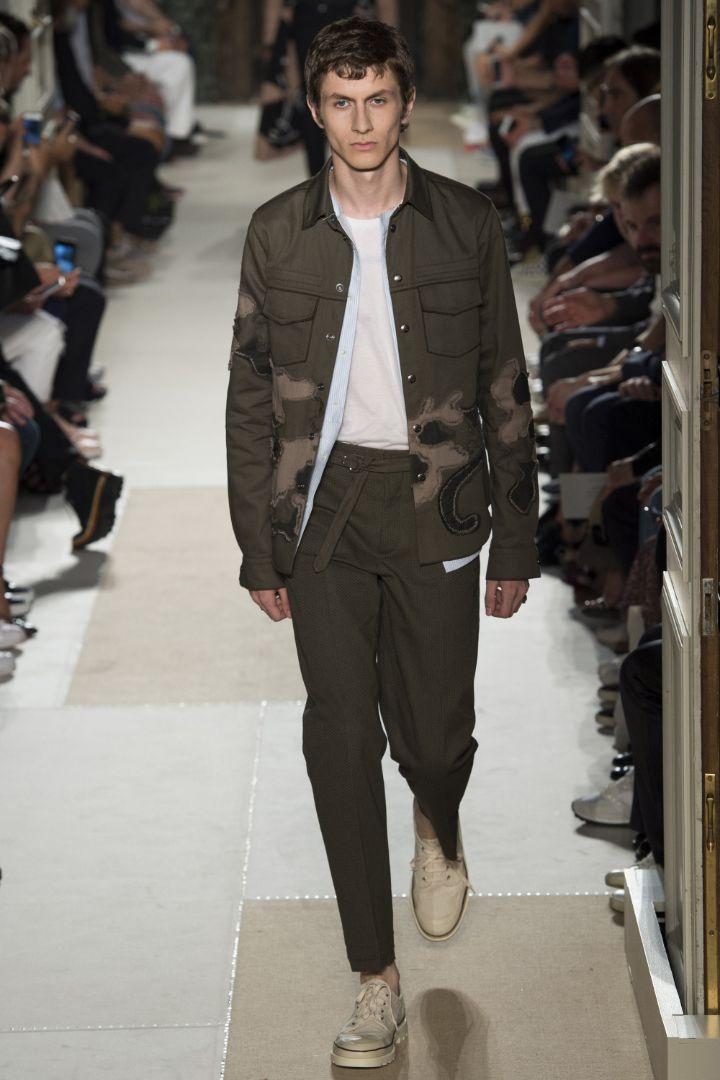 Valentino Menswear SS 2016 Paris (14)
