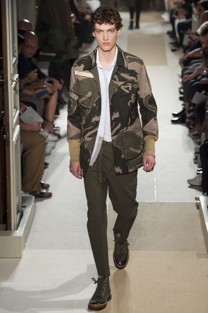 Valentino Menswear SS 2016 Paris (4)