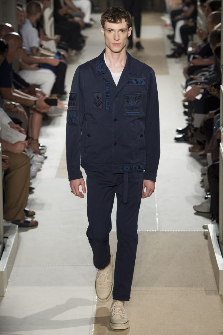 Valentino Menswear SS 2016 Paris (40)