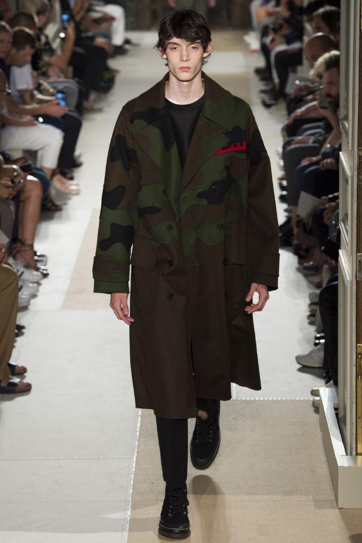 Valentino Menswear SS 2016 Paris (5)