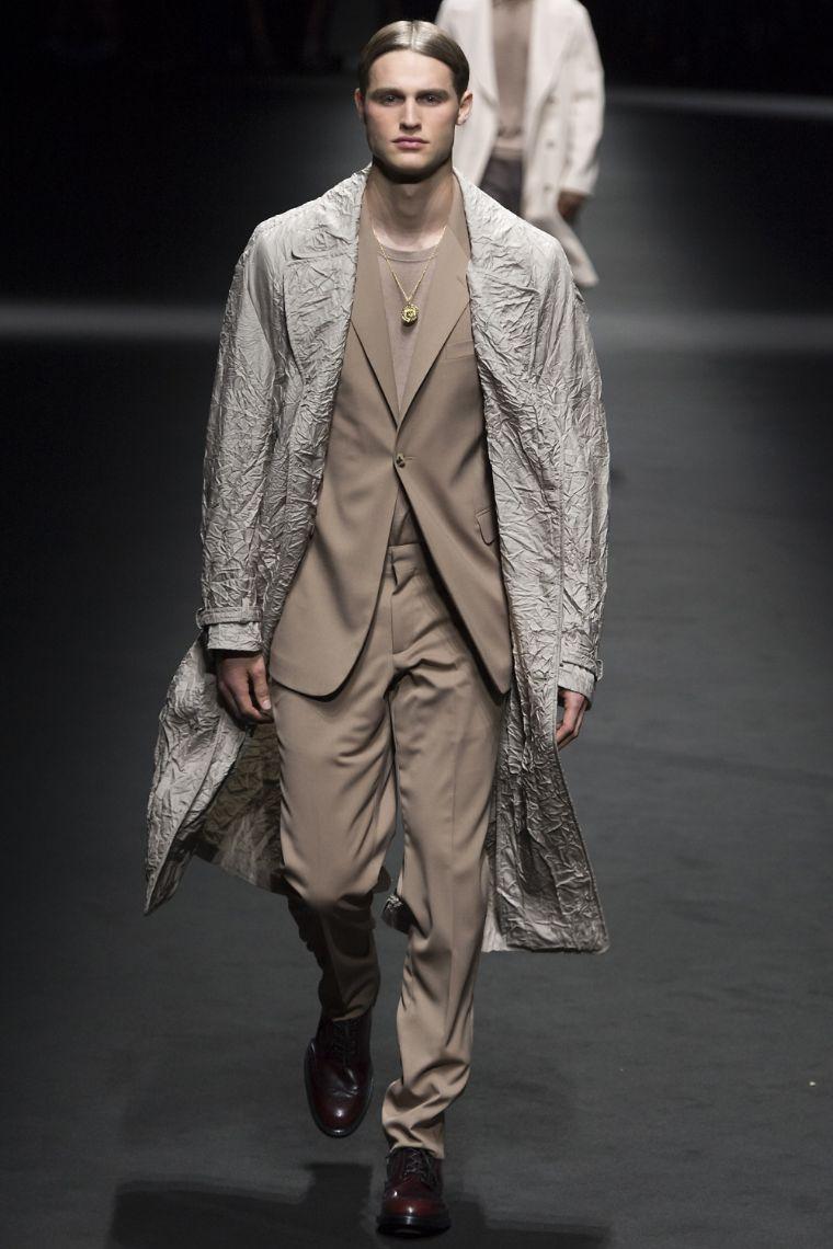 Versace Menswear SS 2017 Milan (16)