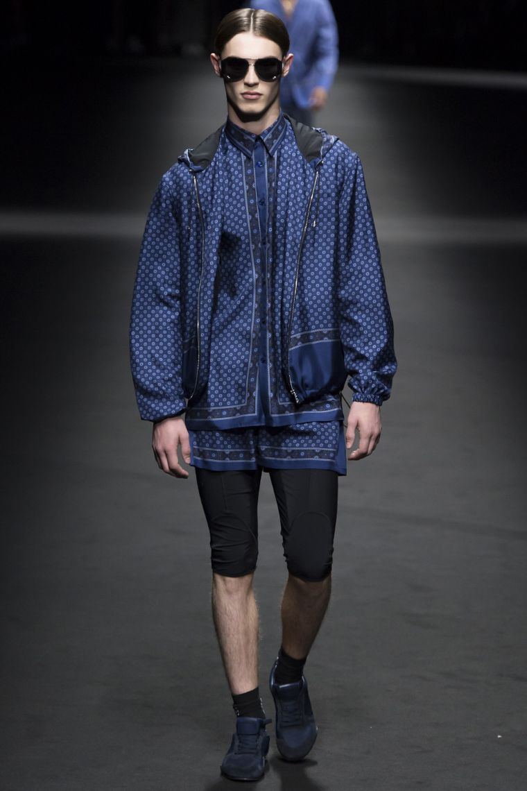 Versace Menswear SS 2017 Milan (23)