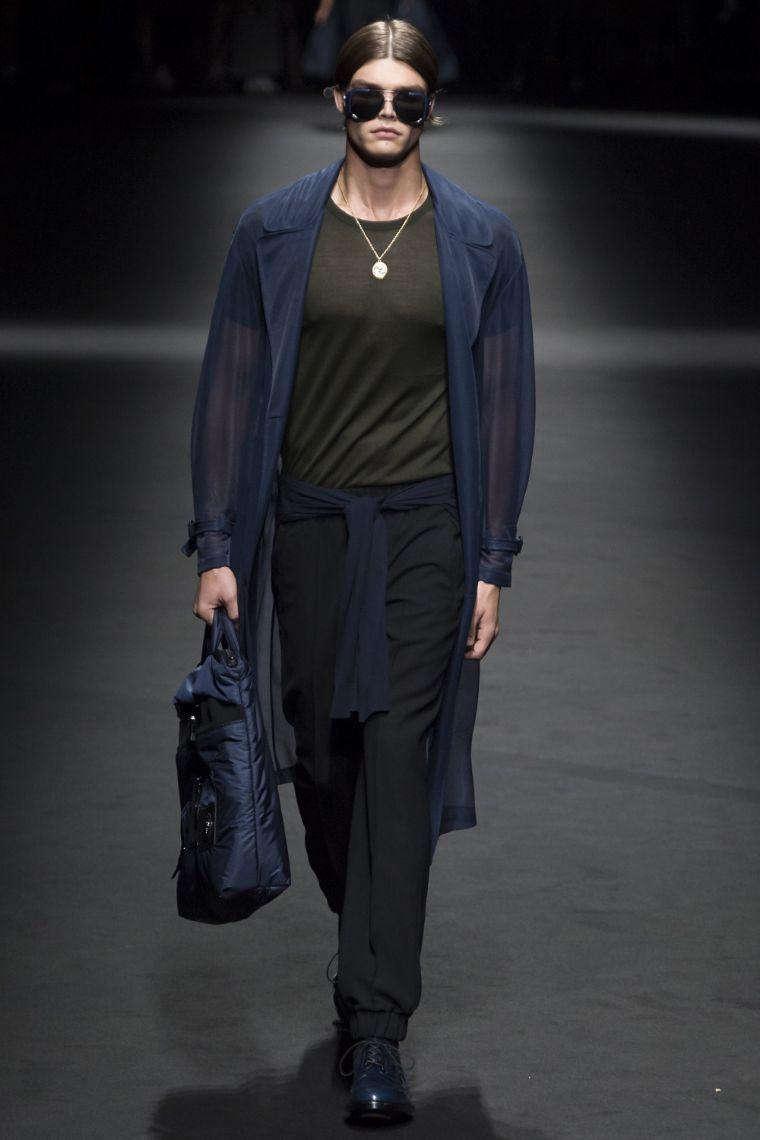 Versace Menswear SS 2017 Milan (27)