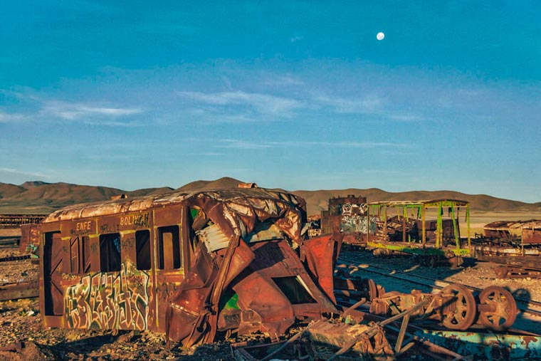 Abandoned Trains in Bolivia by Chris Staring (8)