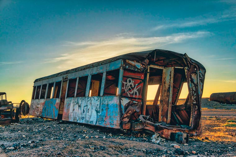 Abandoned Trains in Bolivia by Chris Staring (9)