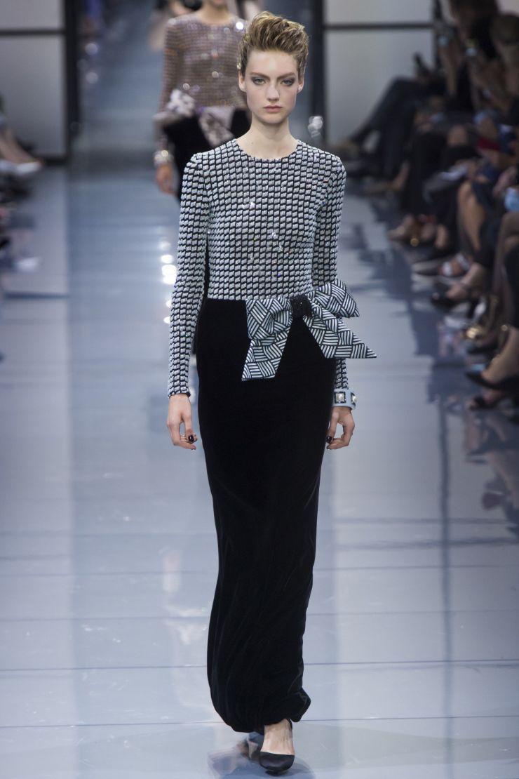 Armani Priv+¬ Haute Couture FW 2016 Paris (33)