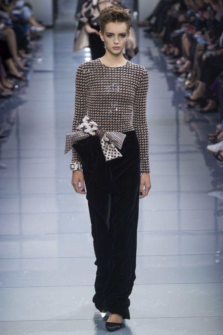 Armani Priv+¬ Haute Couture FW 2016 Paris (34)