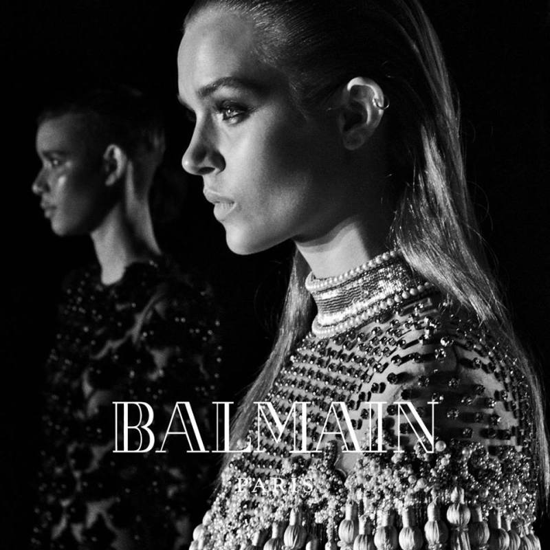 Balmain FW 2016 Campaign by Steven Klein (11)