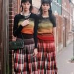 Bhumika Arora, Ysaunny Brito, Sofie Hemmet & Maggie Jablonski by Kai Z Feng