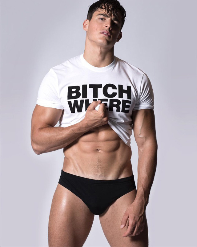 Bitch Where by Dsquared2 ft. Pietro Boselli (3)
