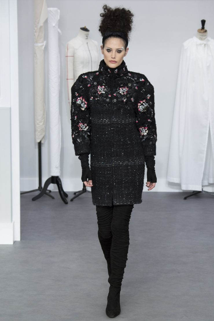 Chanel Haute Couture FW 2016 Paris (16)