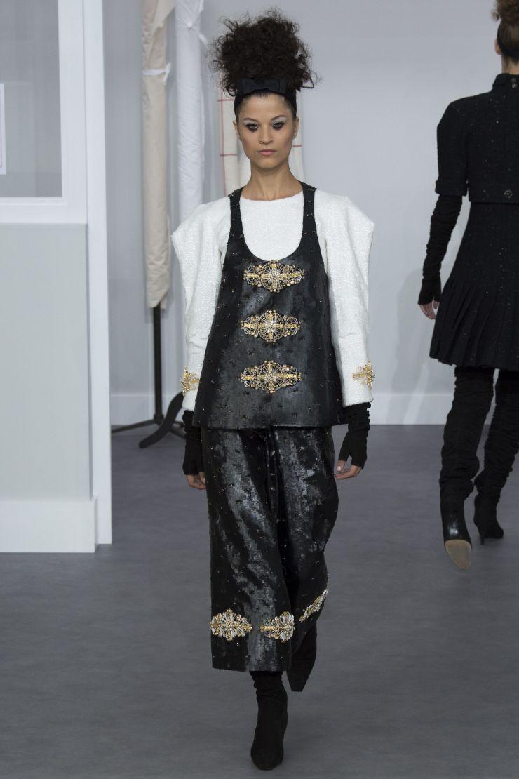 Chanel Haute Couture FW 2016 Paris (41)