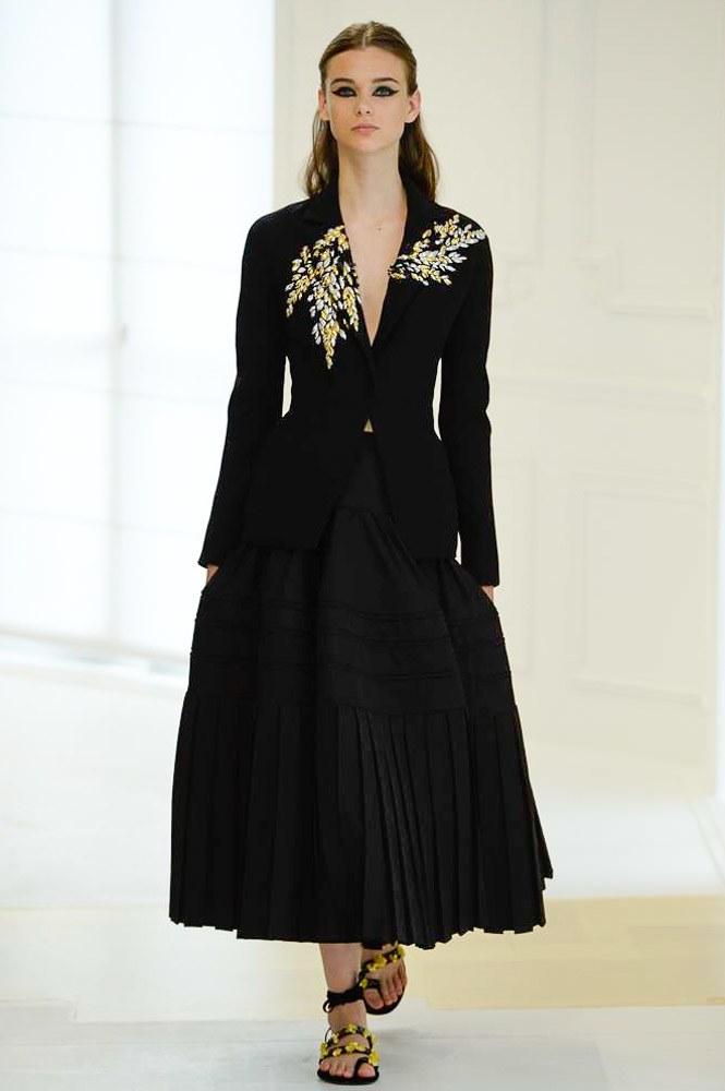 Christian Dior Haute Couture FW 2016 Paris (5)
