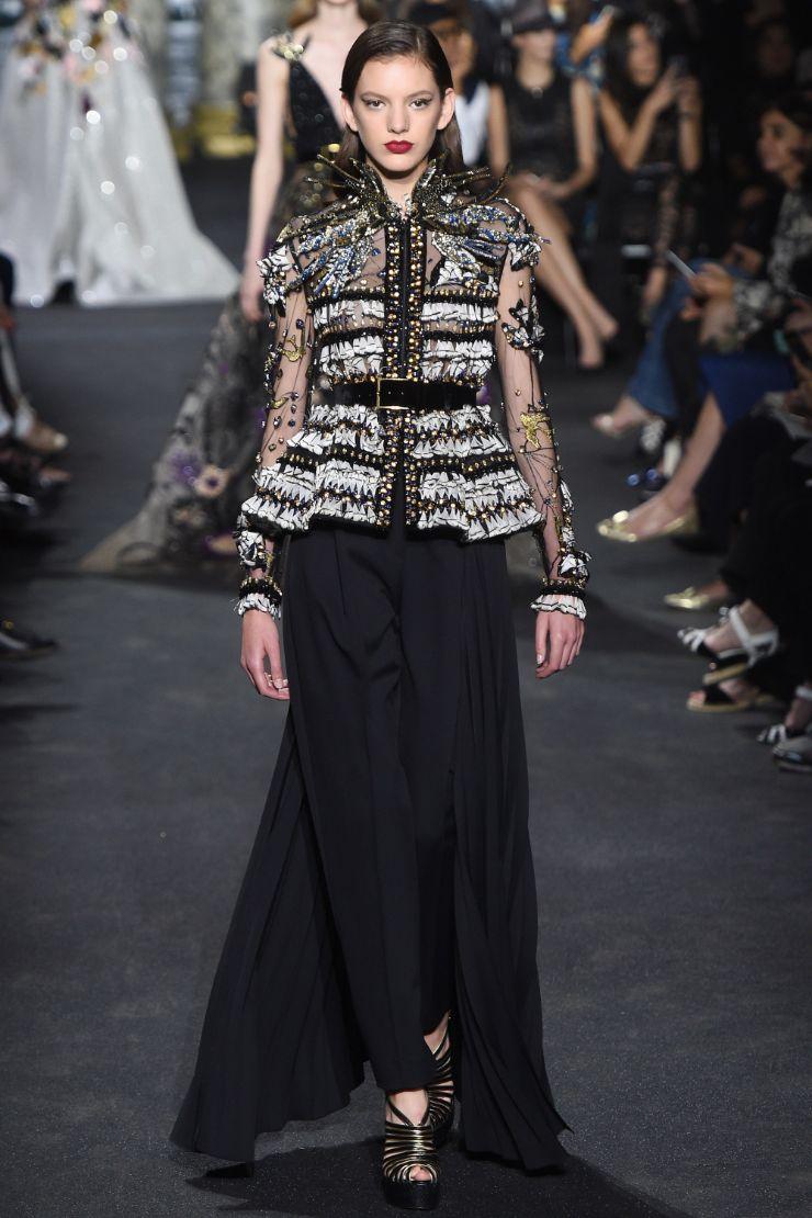 Elie Saab Haute Couture FW 2016 Paris (27)