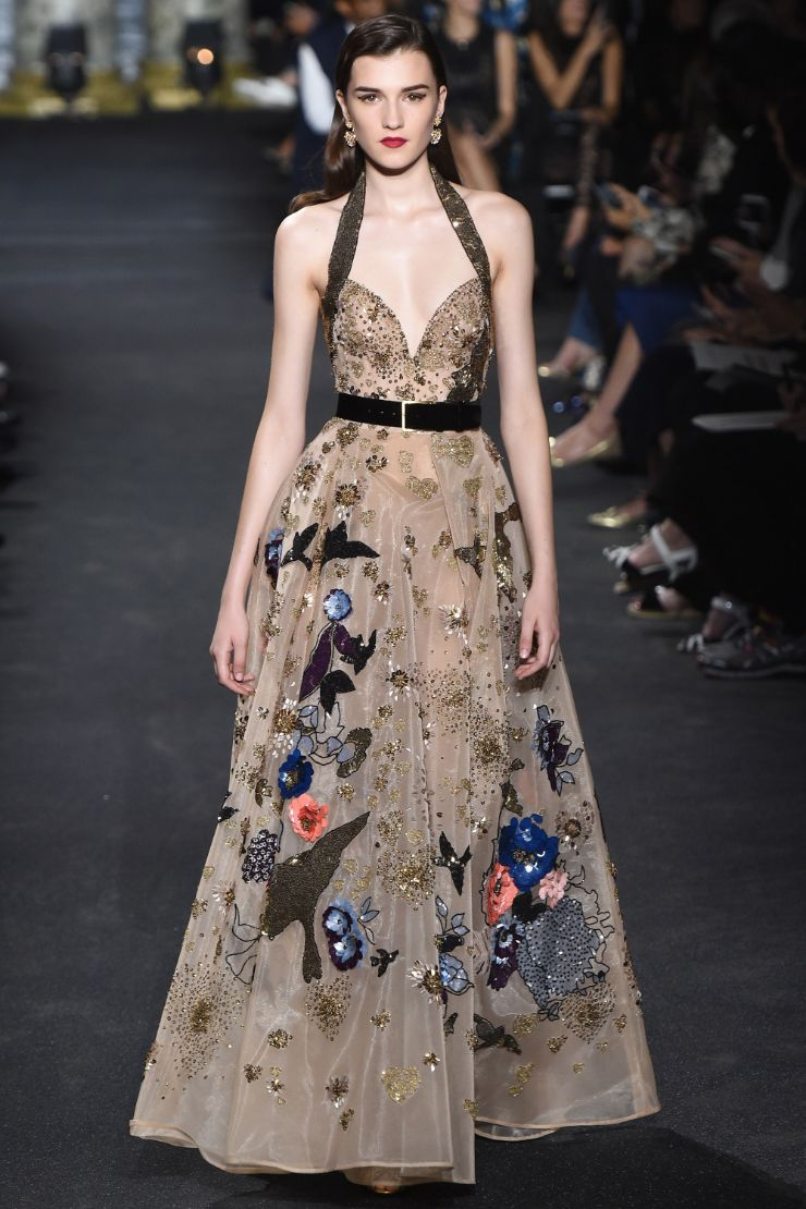 Elie Saab Haute Couture FW 2016 Paris (45)