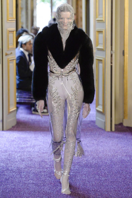 Francesco Scognamiglio Haute Couture FW 2016 Paris (1)