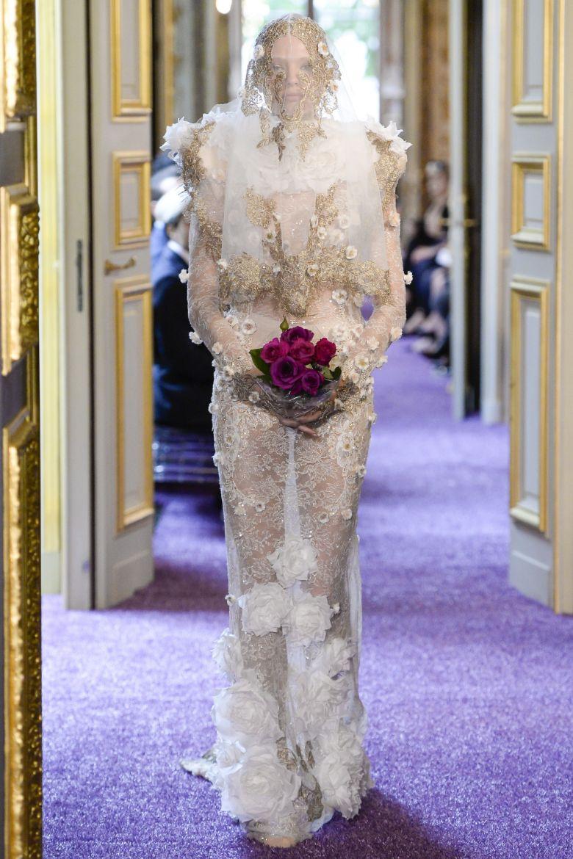 Francesco Scognamiglio Haute Couture FW 2016 Paris (19)