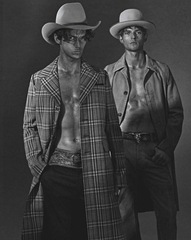 Guerrino Santulliana & Miles Hurley by Derek Henderson (4)