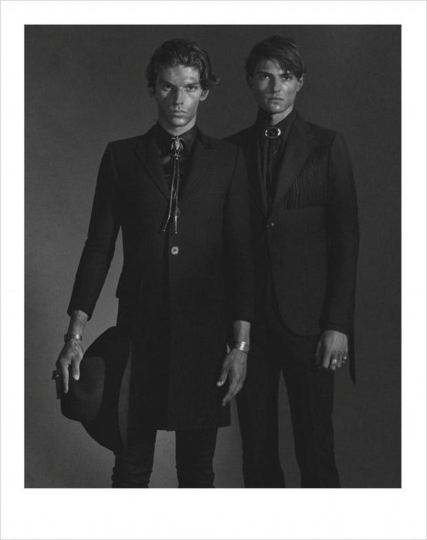 Guerrino Santulliana & Miles Hurley by Derek Henderson (8)