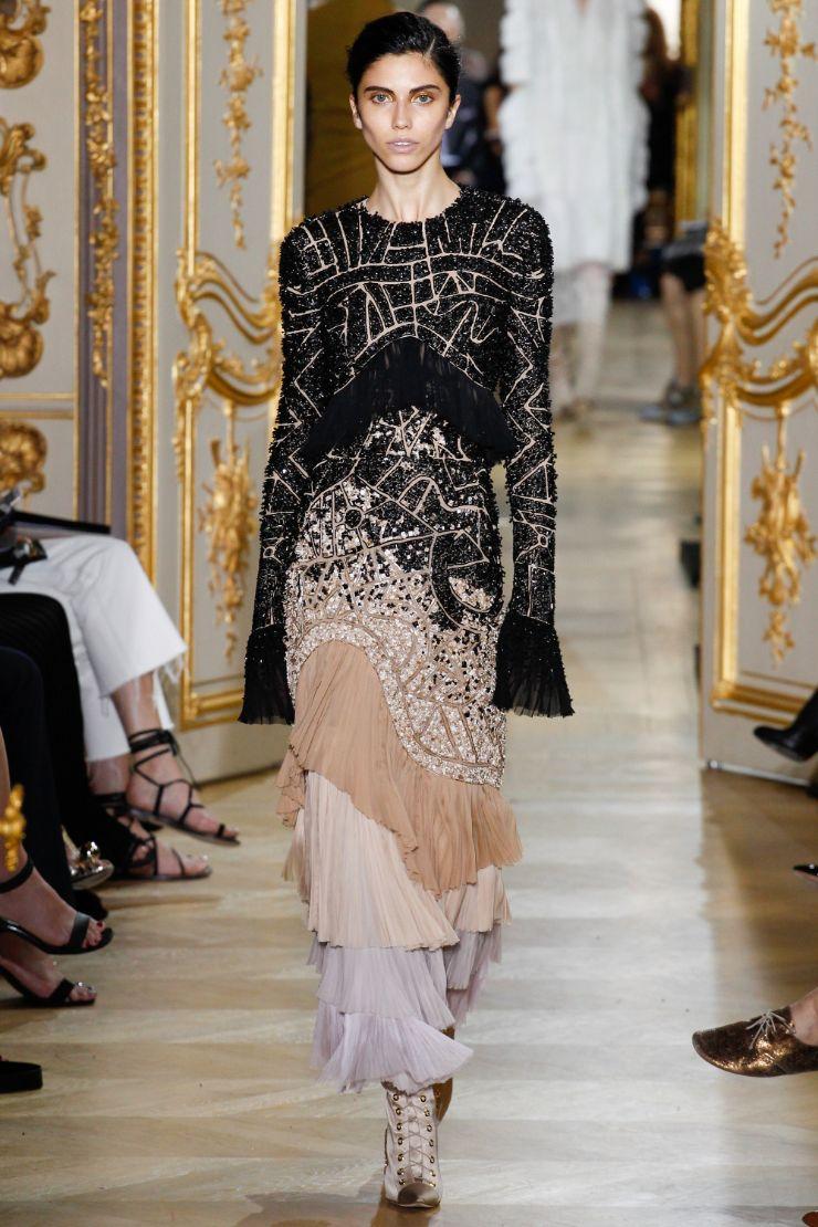 J. Mendel Haute Couture FW 2016 Paris (22)