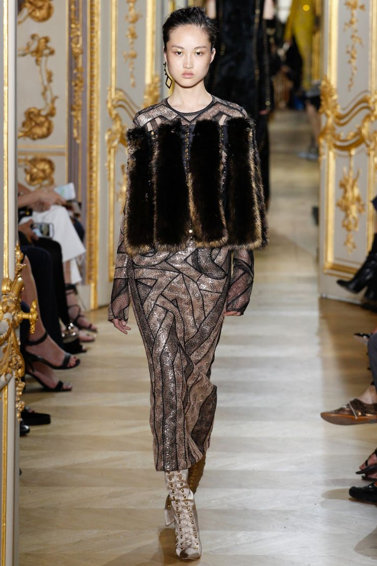 J. Mendel Haute Couture FW 2016 Paris (28)