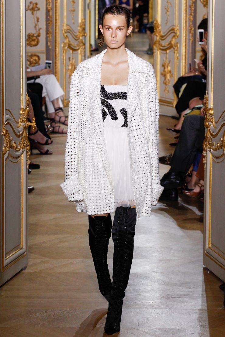 J. Mendel Haute Couture FW 2016 Paris (3)