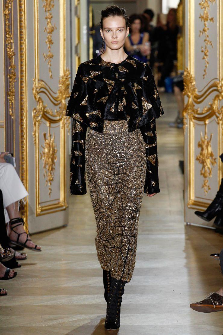 J. Mendel Haute Couture FW 2016 Paris (35)