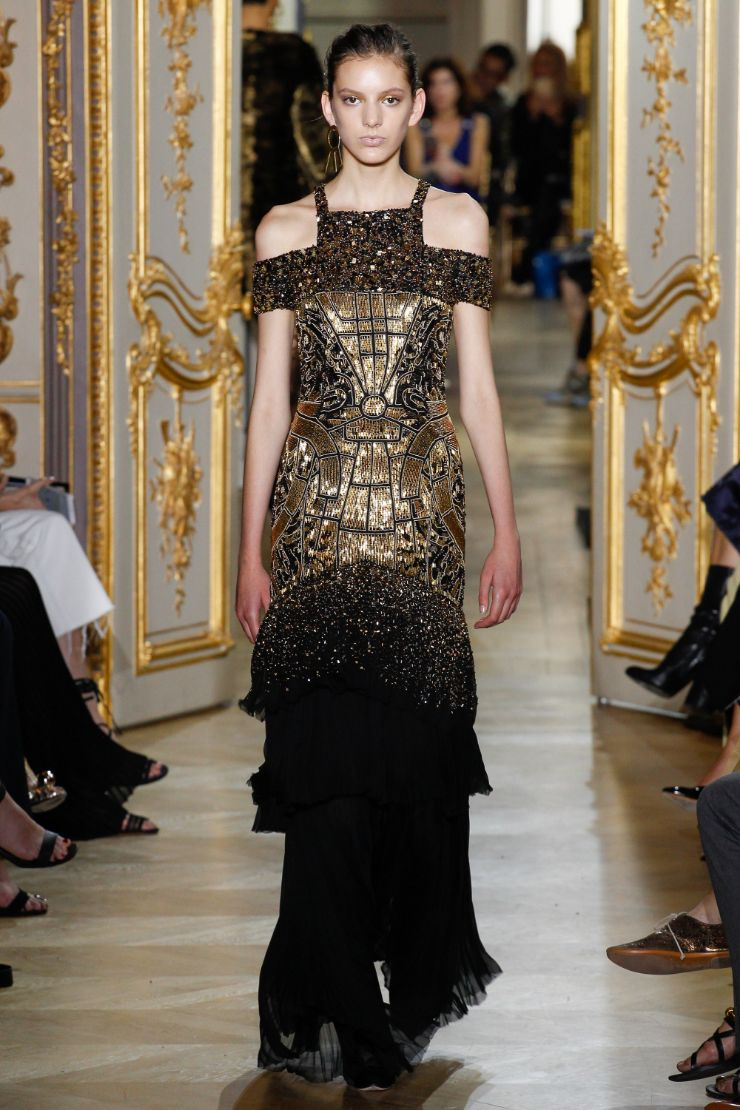 J. Mendel Haute Couture FW 2016 Paris (36)