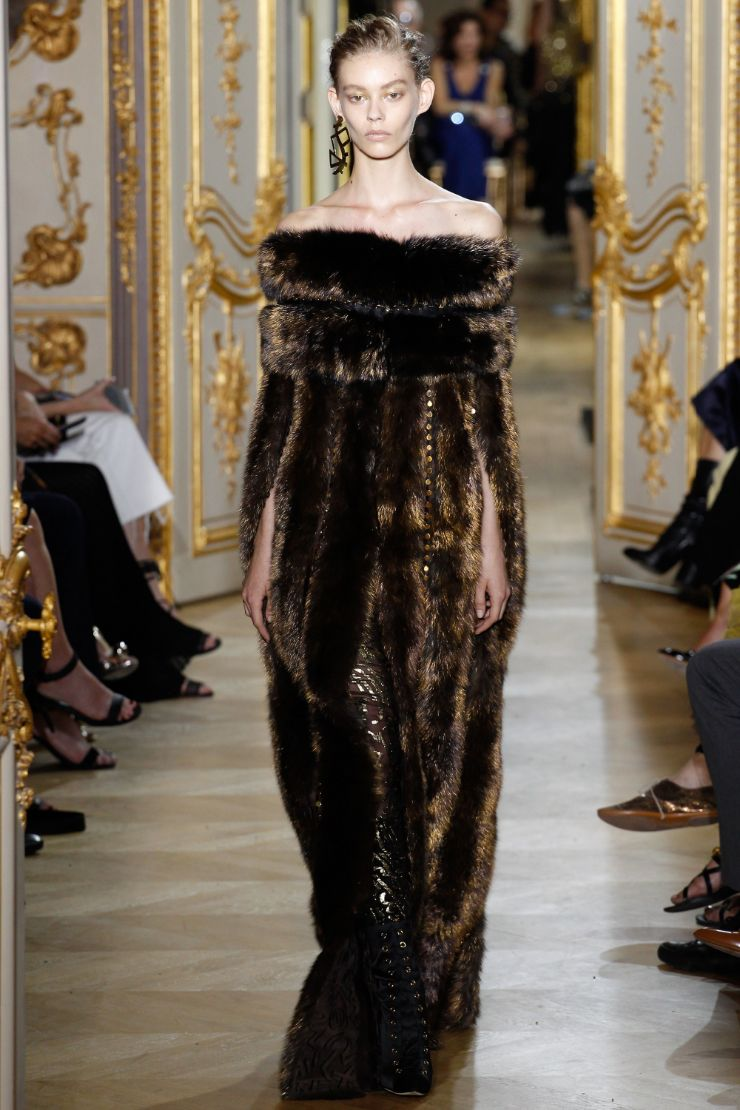 J. Mendel Haute Couture FW 2016 Paris (39)