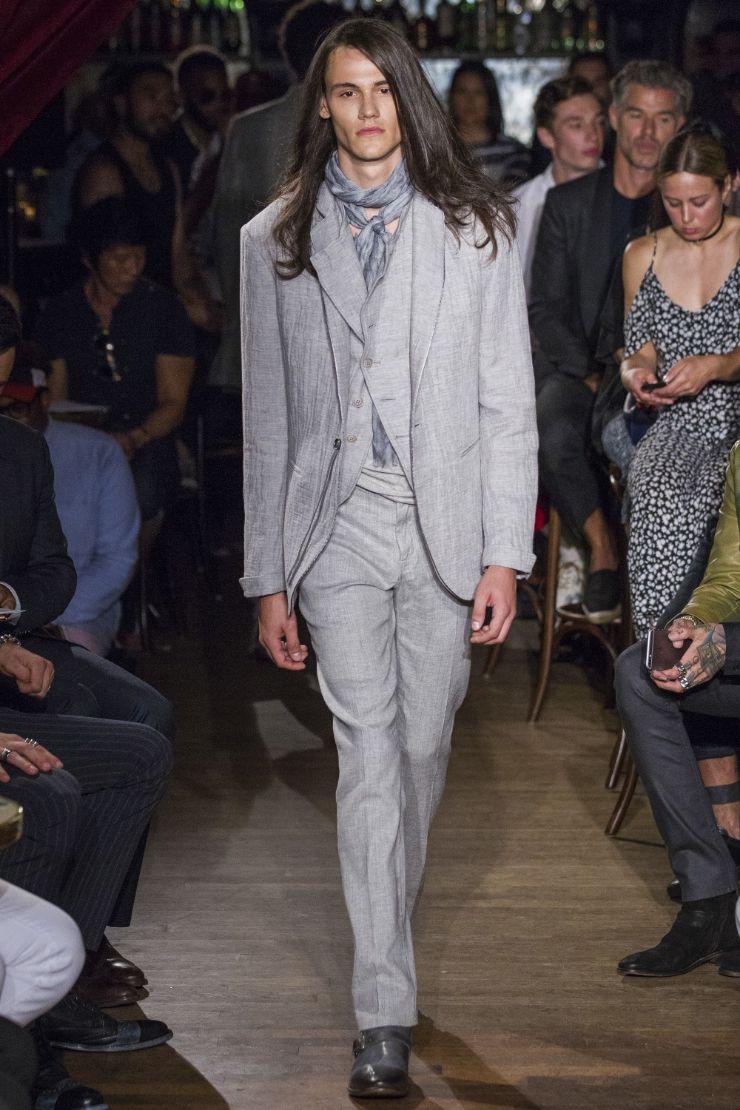 John Varvatos Menswear SS 2017 NYFW (10)